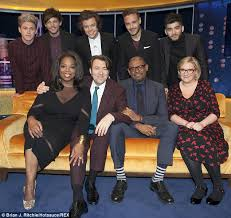 Oprah on Jonathan Ross