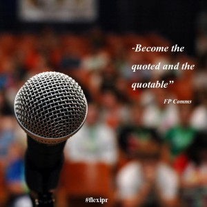 Microphone quote